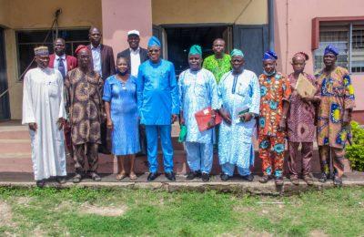 ECM, OyoSUBEB and NAPTAN Excos