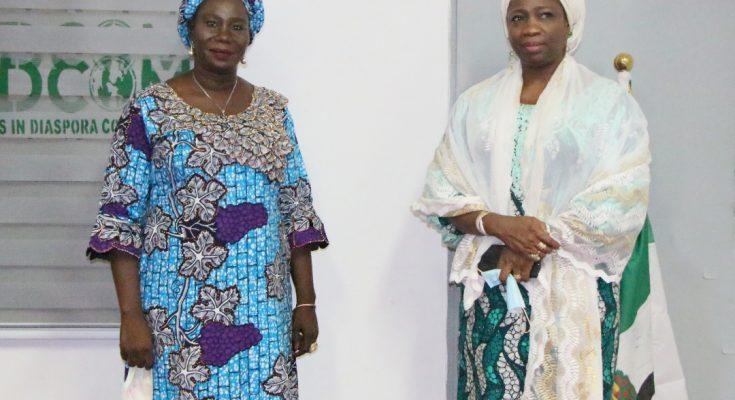 NiDCOM Boss Urges NAWAOJ To Strengthen Awareness on Irregular Migration