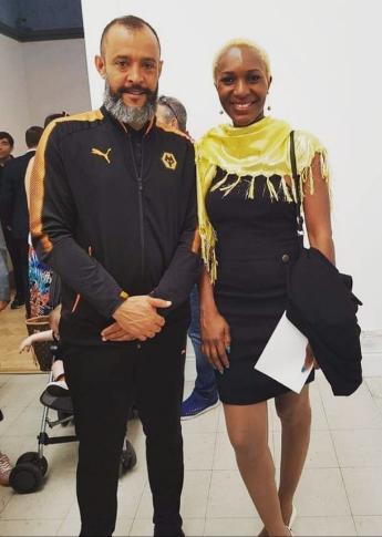 Uno and Celia Osakwe-Hilbbert