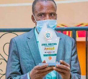 Dr. Yunusa Z. Yau, the Director of the Centre for Information Technology and Development (CITAD) has been named 2021 literary personality of the year.