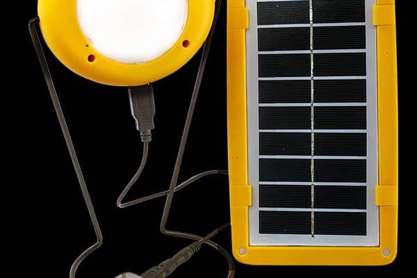 Solar system and solar panel