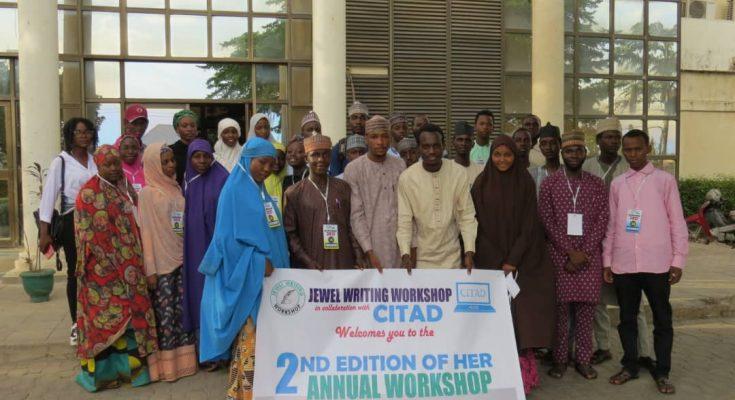 Jewel Writing Workshop 2021 Holds in Bauchi