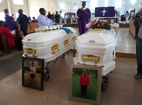Jimmy Imo Parents Buried in Imo State