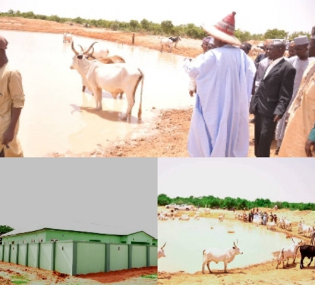 Over 140, 000 Hectares Wawa-Zange Grazing Reserve in Gombe Ready