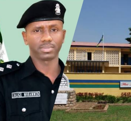 Muhammed Jalige of the Kaduna State Police Command on Operatives and rescue of Kidnap Victims