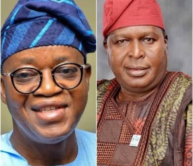 Governor Oyetola and otunba Runsewe