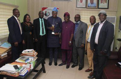 Oyo SUBEB Boss, Adeniran Bags National Productivity Award