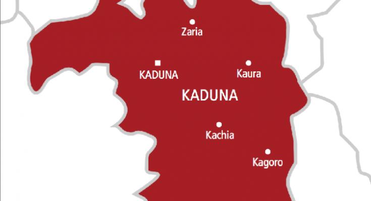 Kaduna State map Hon Barde