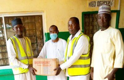 Bauchi Cholera Outbreak Free Drugs Donation for hospital