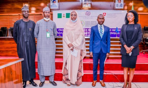 FG Launches Relief Project for Migrant Returnees In the North (1)
