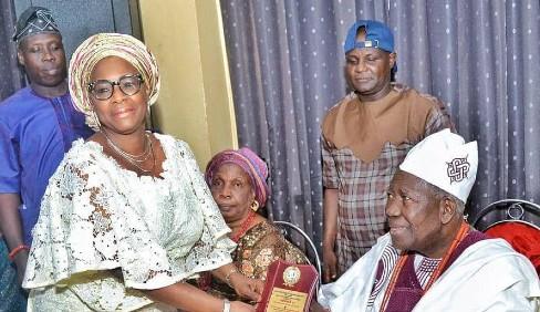 Rep, Akande-Sadipe Congratulates Olubadan at 93