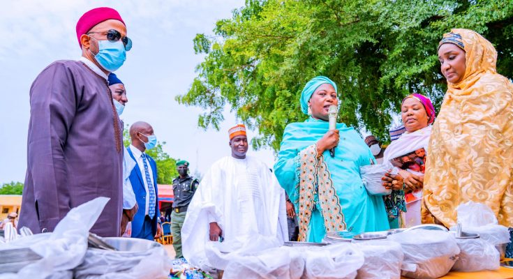 FG Plans School Feeding For Over 600,000 Pupils In Borno State
