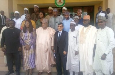 Katsina State Government Receives Interim Report on Economic and Investment Summit